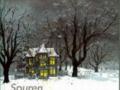Spuren underem Schnee