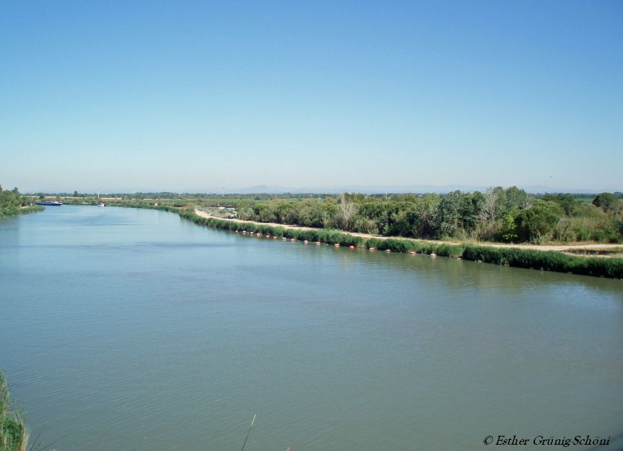 Canal Rhone-Sete
