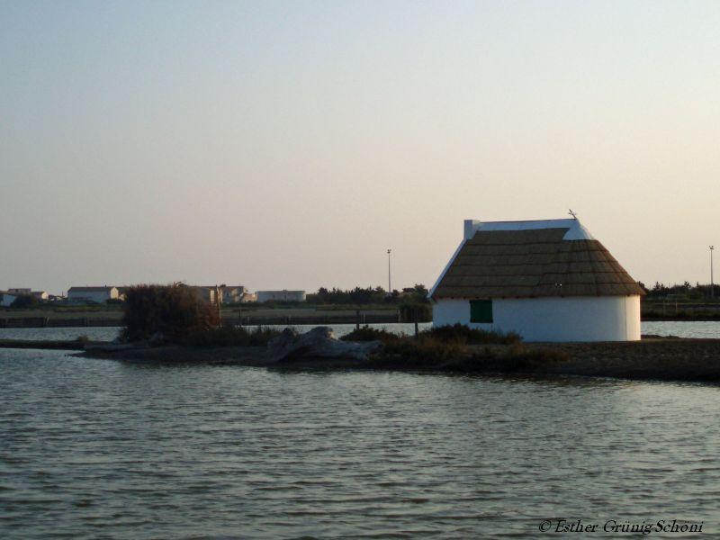 In der Nähe von Les Saintes Maries de la Mer