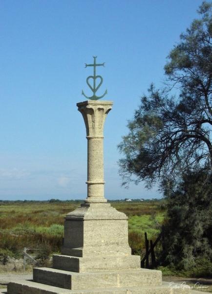 La Croix de la Camargue