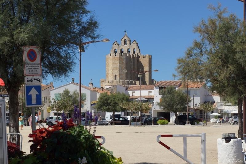 Sicht auf die Festungskirche