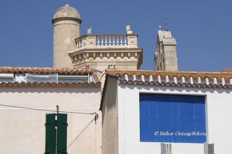 Der Turm des Musée Baroncelli
