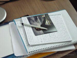 Schreibmaterial