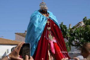 Prozession der Sara