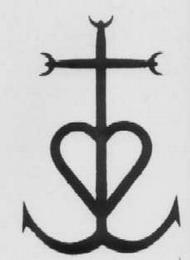 Camargue Kreuz